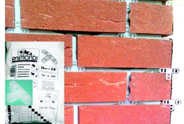 COMPETITION! Win a Pack of 200 Raimondi Brick Slip Spacers!