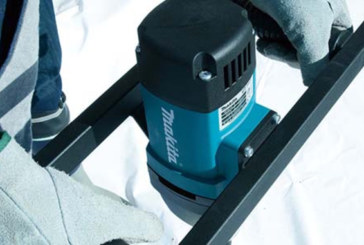 Makita single and two speed mixers