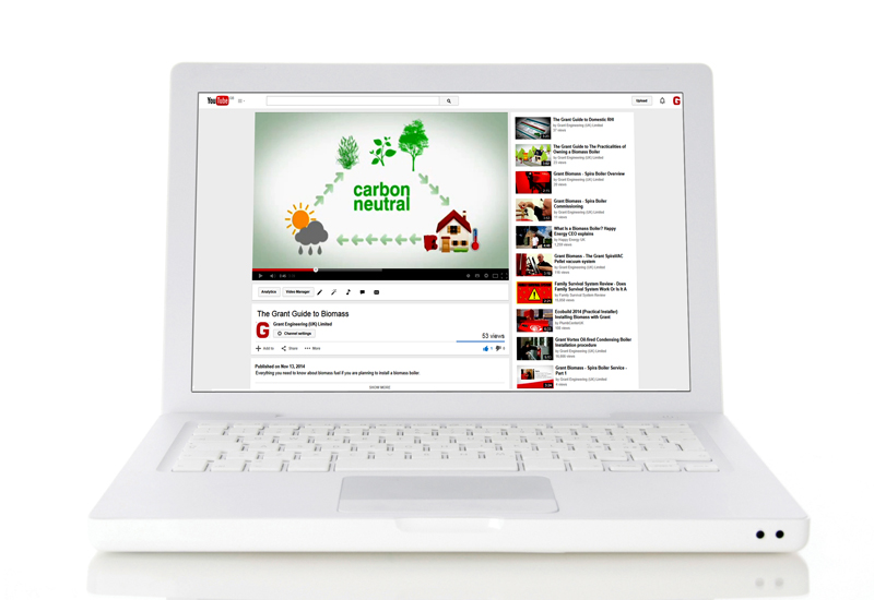 Grant UK Biomass and RHI Online Videos