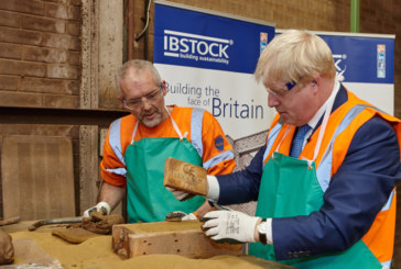 'Boris Brick' Auctioned For Construction Charity