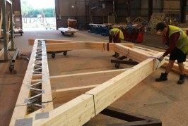 Pasquill's Open Web Trusses
