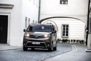 A Look at Toyota's Proace Van Range