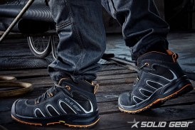 Competition Time! Three Pairs of Solid Gear Falcon Boots to Win!