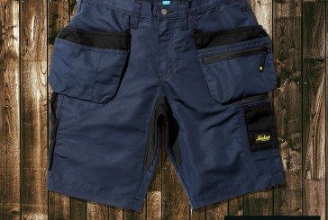 Snickers LITEWork Shorts Up for Grabs!
