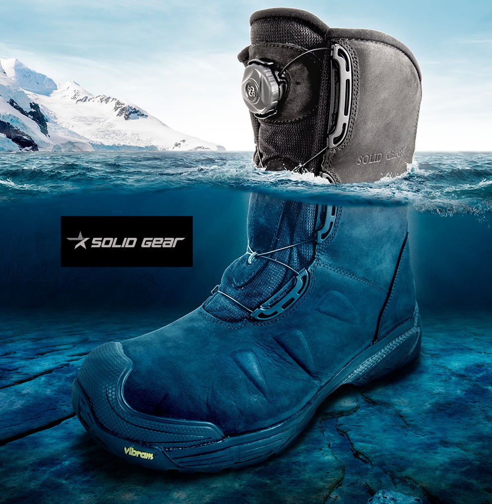 Polar GTX Safety Boots Up for Grabs!
