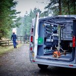 How Van Racking Can Boost Your Business