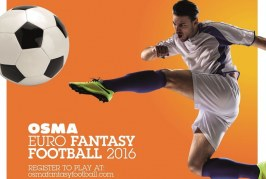 Play Euro Fantasy Football with Osma!