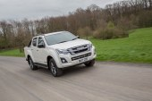 Vehicle of the Month: Isuzu D-Max