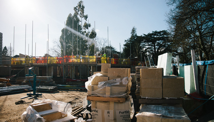Housebuilding on the Rise in August