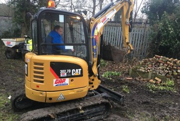 The Camberford Construction Story: All Systems Go (Part Eight)