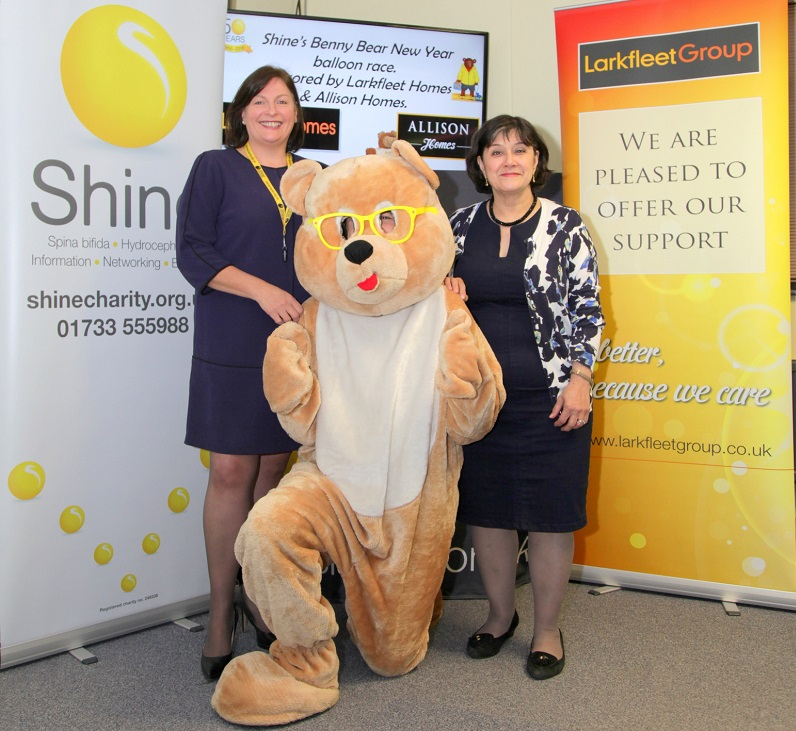 Larkfleet Helps Raise More Than £140,000 for Charity