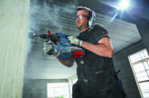 PB tests the Bosch 36V Cordless Rotary Hammer drill
