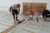 UFH guidance from Continental Underfloor Heating
