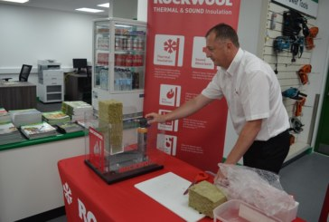 Professional Builder Visits Rockwool's Contractor Day