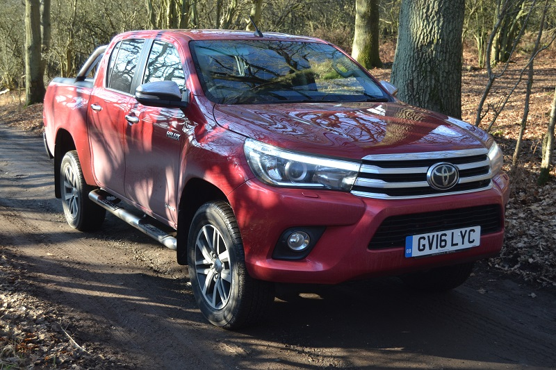 Vehicle of the Month: Toyota Hilux