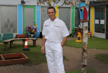 Fareham Decorator Wins Dulux Trade's National Competition