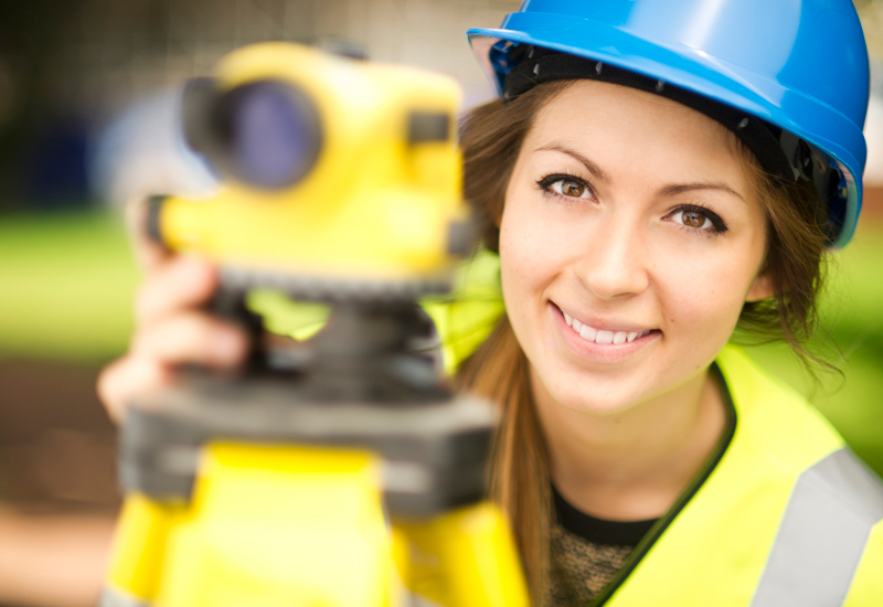 Research Reveals Increase In Number Of Females In Construction