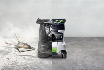 Festool Spearheads Health Campaign
