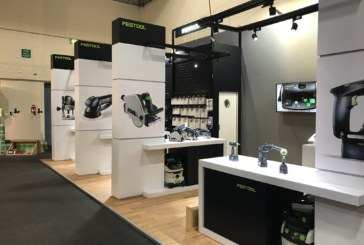 Festool & Fixings and Powertool Center Announce Partnership for Toolfair Sandown