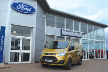 Ford Transit celebrates 50th birthday