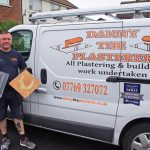 Highlighting Britain's Plasterers: Danny Sharratt (Part Three)