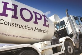 Hope Cement: Hope for Us All