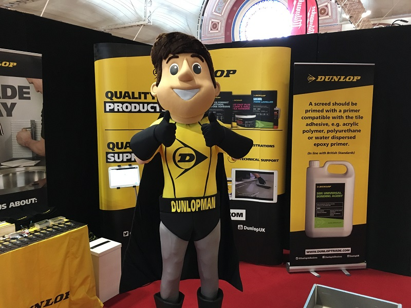 Dunlop Brings New Demo to Professional Builder Live Manchester