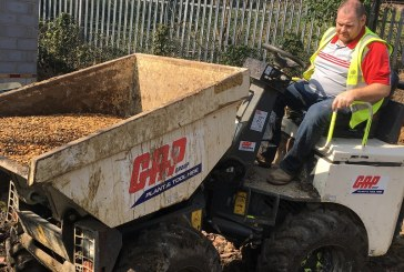 The Camberford Construction Story: Spring in the Step (Part Nine)