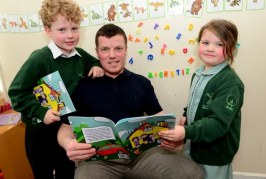 Skim Reading: From Plasterer to Children's Author
