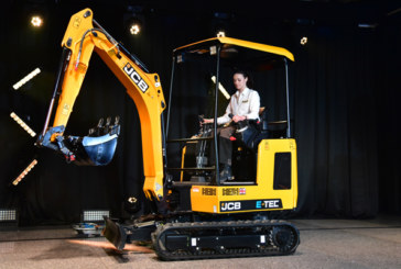JCB Sparks Interest