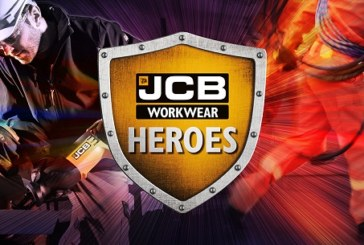 JCB Workwear Is Searching for Trades Heroes