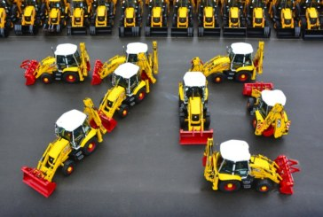 JCB Celebrates B-Day in Colour
