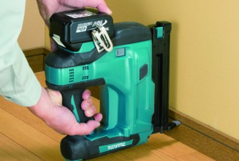 Makita Introduce 18V LXT Finishing Brad Nailer