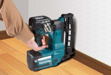 Makita Launch 18V 16G LXT Finishing Nailer