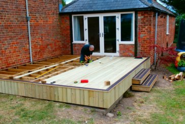 Summer Decking Tips from Metsa Wood