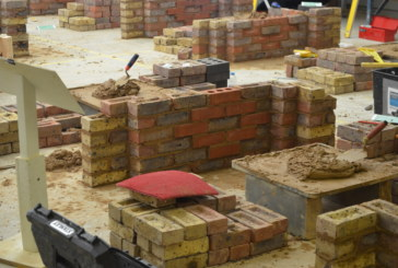 Wienerberger Donates Over 60k Bricks to the Guild of Bricklayers Competitions