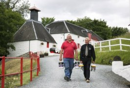 Scottish Distillery Gets Crown Makeover
