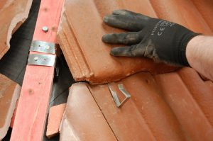 Redland S Guide To Securing Small Cuts Of Roof Tiles