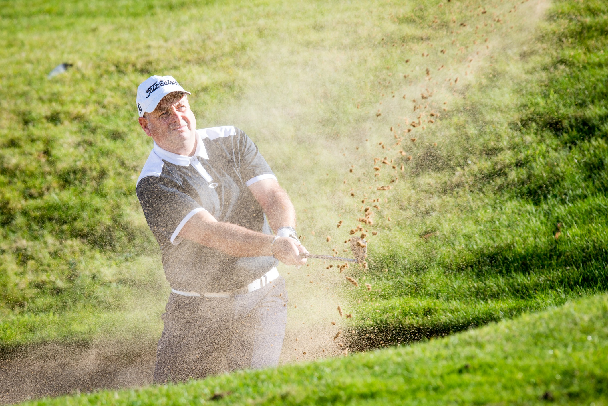 The Golf Classic Final Approaches