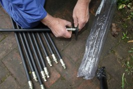 Spare the Rod: Silverline Drain Rods