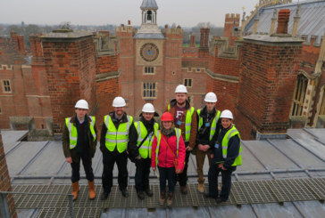 SPAB's William Morris Craft Fellows 2015