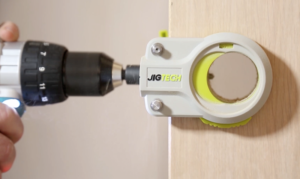 Jigtech System Easier Door Handle Fitting Professional Builder & Images of Door Handle Jig Set - Woonv.com - Handle idea