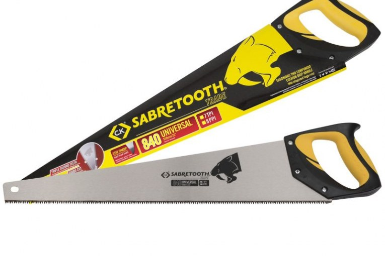 Sabretooth Trade Saw from CK Tools (and Win One!)
