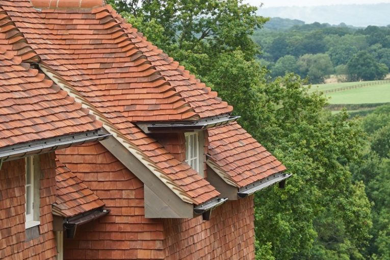 Hand-Made Clay Roof Tiles From Brookhurst