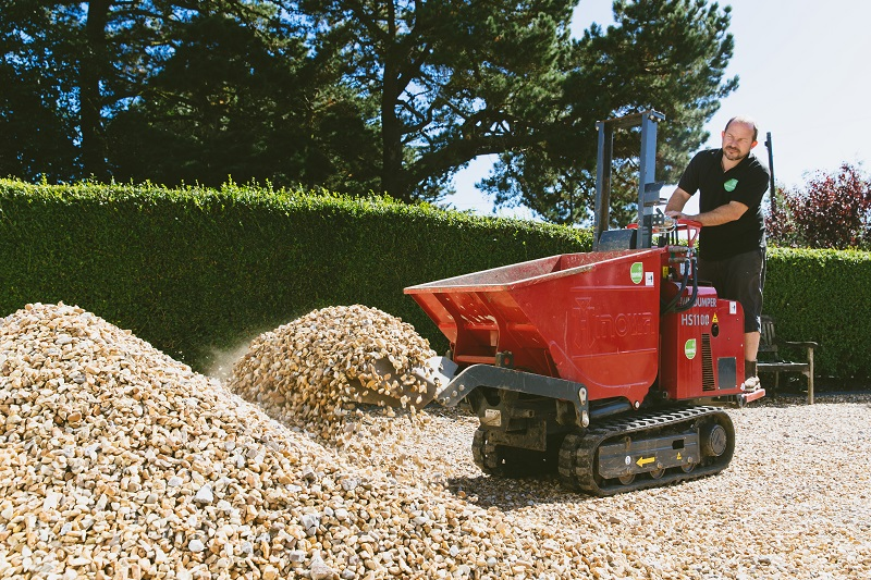 Would Your Company Benefit From a Tracked Mini-Dumper?
