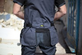 Roger Bisby Gets Out in the Sun with Snickers Workwear