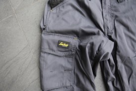 Snickers Workwear: Roger Bisby Reviews
