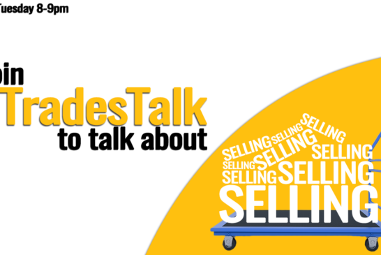 How do tradespeople feel about sales?