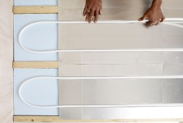 Wavin: Advice on Installing Underfloor Heating Systems