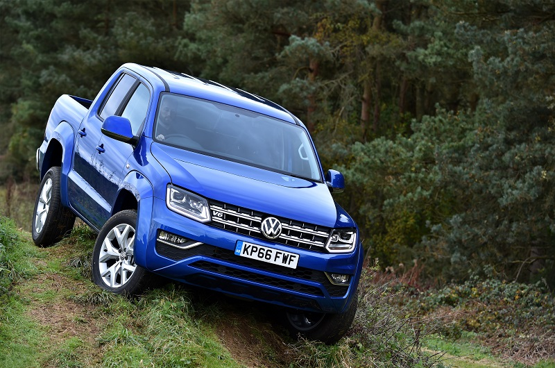 Vehicle of the Month: Volkswagen Amarok